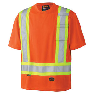 Hi-Vis safety shirt