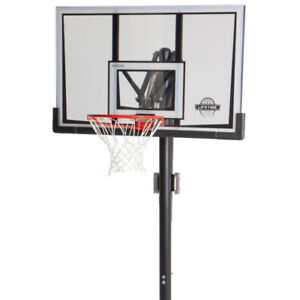 LIFETIME ADJUSTABLE IN-GROUND BASKETBALL HOOP (54-INCH TEMPERED