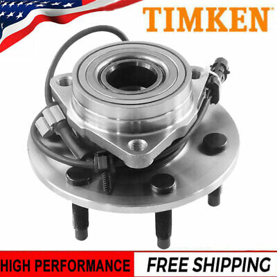 TIMKEN SP500300 Front Wheel Hub & Bearing for Chevy GMC Pickup Truck 4x4 4WD