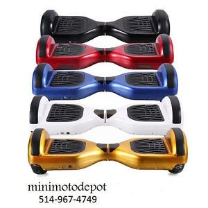 MINI MOTO DEPOT PROMOTION HOVERBOARD EBOARD 514-967-4749