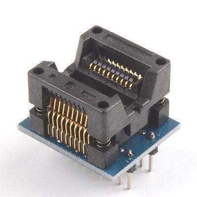 Socket Converter Convert Sop20so20soic20 To Dip20 Programmer Adapter