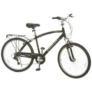 "Outdoor Spirit Men's 26"" 7-Speed Comfort Bike, NEW"