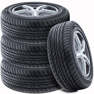 4 New Falken  Ohtsu FP7000 19560R15 88H BLT All Season Performance Tires