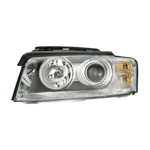 2004-2005 Audi A8 L Driver Side Hid Head Light Lens And Housing - Best Value ®