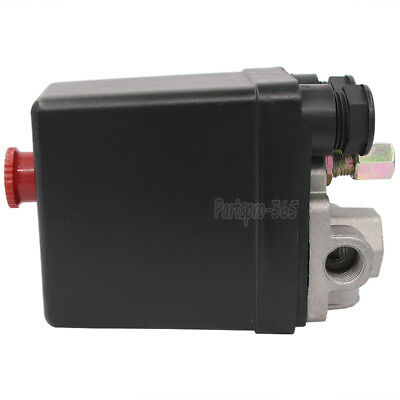Air Compressor Pressure Switch Unload Valve for Hitachi 882-609  PS104PPL (Hitachi Air Tool Air Compressor)