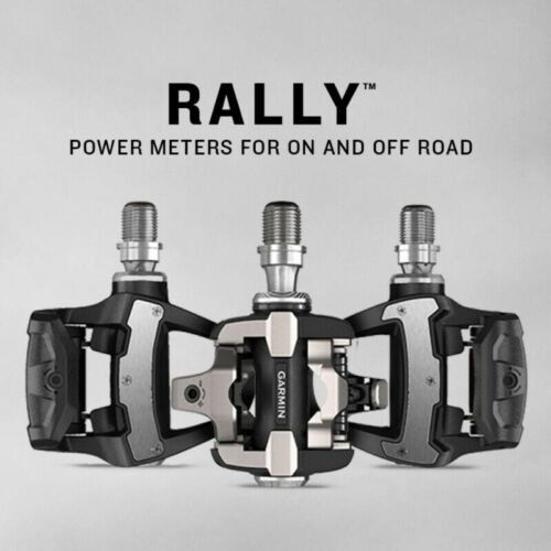 Garmin Rally RK200 RS200 XC200 RK100 RS100 XC100 Power Meter PEDALS CYCLING