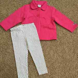 Brand new!  Never been worn!  Disney outfit size 2T