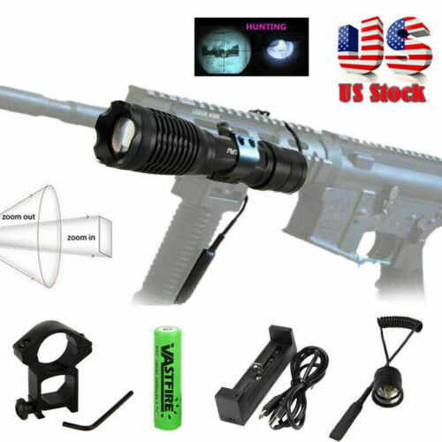 940nm IR illuminator LED Infrared Night Vision Zoom Torch La