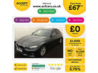 BMW 320 Business FROM £67 PER WEEK!