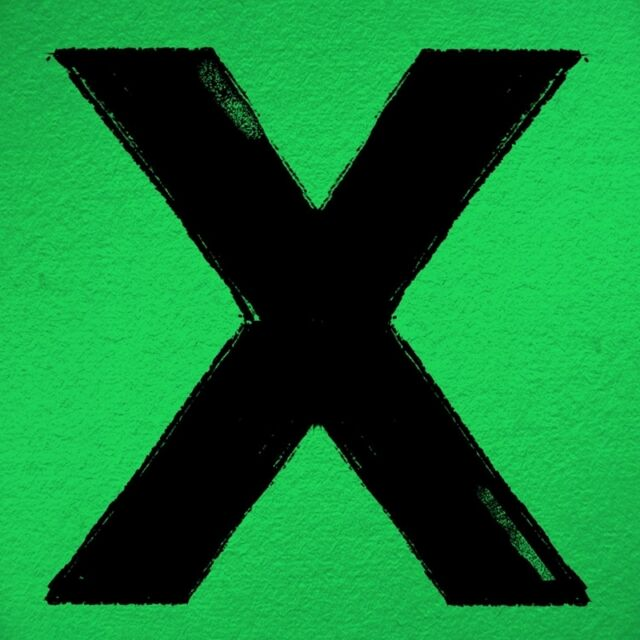 ED SHEERAN - X 2 VINYL LP NEU