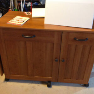 Portable Sewing machine and large sewing cabinet
