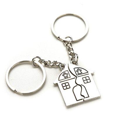 llavero Casa Separables Idea de regalo pareja