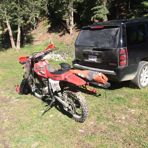 2002 XR200r ( best offer takes it as I want a 2 stroke 250)