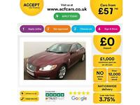Jaguar XF 3.0TD V6 auto Luxury FINANCE OFFER FROM £57 PER WEEK!