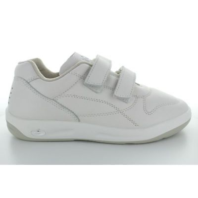 ARCHER WHITE LEATHER