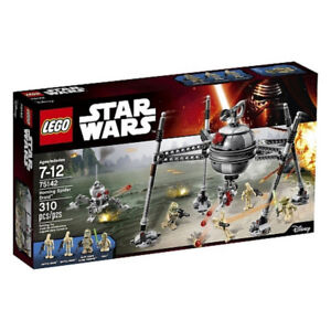 LEGO  75142  Star Wars Homing Spider Droid