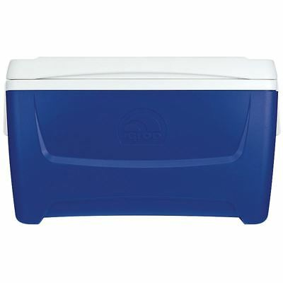 IGLOO ISLAND BREEZE 48 BLUE WHITE COOL BOX 45L TRAVEL SPORTS CAMPING COOLER