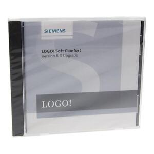 Siemens LOGO!8 Soft Comfort 8 Upgrade - 6ED1058-0CA08-0YE1