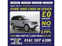 Land Rover Range Rover Sport 3.0TD V6 auto 2011MY HSE FROM £80 PER WEEK