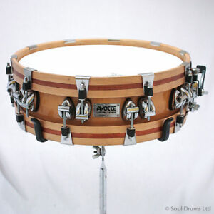 """Ayotte 4"""" x 14"""" Wood Hoop Snare"""
