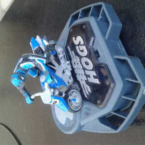 Airhogs motofrenzy motorcycle.