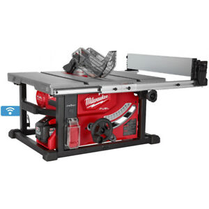 "New! Milwaukee M18 FUEL 8-1/4"" OneKeyTable Saw 2736-20 Tool-Only"