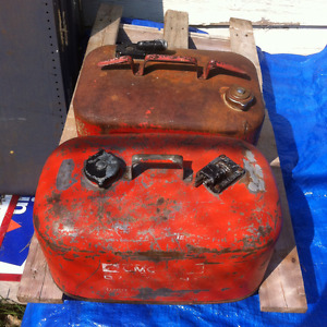 Boat Gas tanks great for derby cars