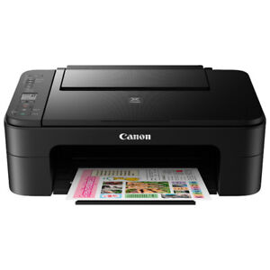 Canon TS3129 PIXMA Wireless All-in-One Inkjet Printer $69.99