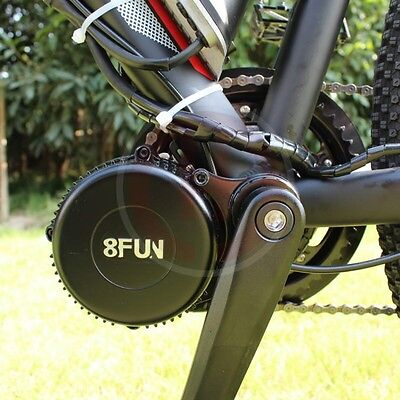 Electric Bike,48V 500W Bafang Mid Motor Kit,