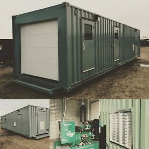 12' Wide Shipping Containers