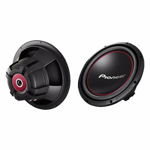 subwoofer neuf  pioneer 1100w pour voiture