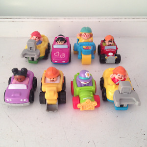 Fisher Price Little People Vehicles