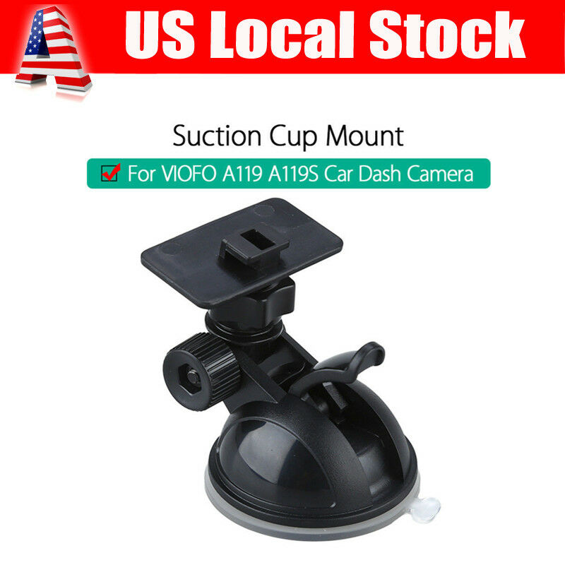 Car Holder Mount Suction Cup For VIOFO A119 A119S V2 Car Dash Camera Recorder US
