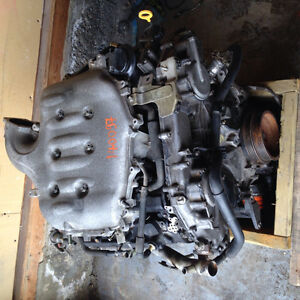 2005 INFINITI G35 COUPE VQ35DR ENGINE