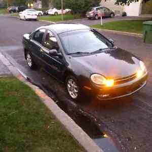 2000 Dodge Neon lx 75000km