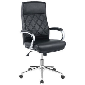 Office Chair Picket House Atkins Ergonomic Mid-Back Executive