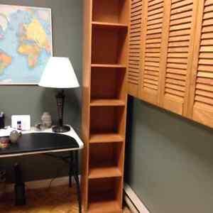 Bibliothèque à vendre - Bookshelf for sale