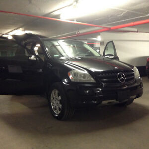 2006 Mercedes-Benz M-Class V.6 engine economic low km SUV,