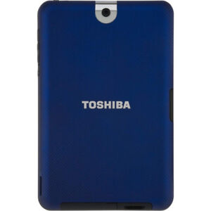Toshiba Thrive Colored Back Cover for 10-Inch Tablet - Blue Moon