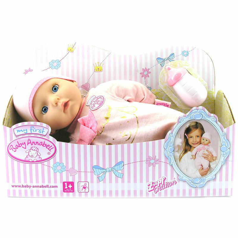 Your Guide to the Zapf Baby Annabell Doll | eBay