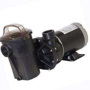 Hayward Power Flo Lx 1hp Aboveground Swimming Pool Pump Sp1580 115v 120v W Cord Ebay