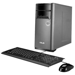 ASUS -PC de bureau M32BF (AMD A10, 12Go,HDD 2To, Win10)Neuf