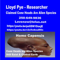 Who is Lloyd Pye? Feb 21 4pm Whitespot Reserve your seat