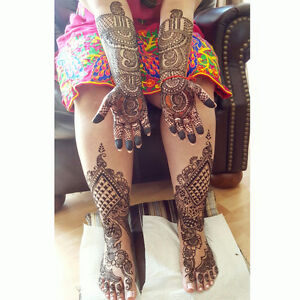 Henna/Mehendi for (Parties,Weddings and Other Occassions) Edmonton Edmonton Area image 4