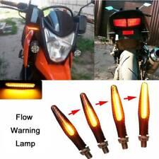 4x Bullet Motorcycle Turn Signal For Suzuki Bandit GSF 400 600 1200 1250S B-King