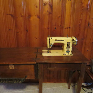 Antique Brothers sewing machine