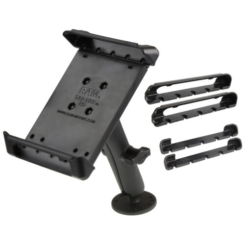 RAM Drill Down Mount with Tab-Tite Holder for Small Tablets