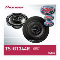 "Pioneer TS-G1344R - 2 Way Speaker 5.25"" - 220 Watts Max Power"