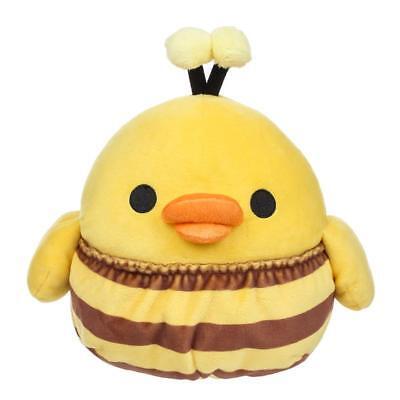 San-x Kiioritori Honey Bee Costume Plush Yellow Duck Honey Bee Outfit Stuffed