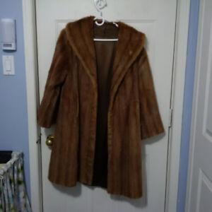 Beautiful Mink Coat